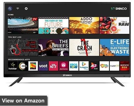 Best 40 Inch Led Smart Tv Under 20000