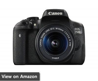 Best DSLR Camera Under 60000