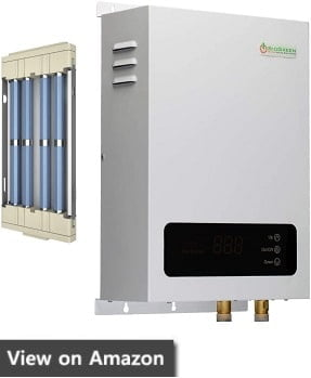 Best Electric Tankless Water Heater 2020