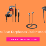 Best boAt Earphones under 1000 in India