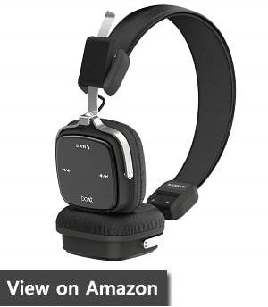 best boat Bluetooth headphones in India