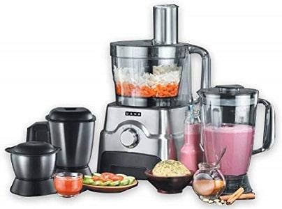 USHA Food Processor 3810 vs 3811